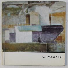 C. PAULET de MIRCEA DEAC , 1968