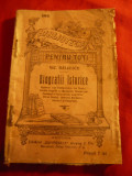 N.Balcescu - Biografii Istorice -BPT 566 interbelica Ed.Alcalay , 80 pag