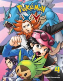 Pokemon X Y, Vol. 4