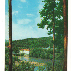 CPI B 11186 CARTE POSTALA - CALIMANESTI. PE MALUL OLTULUI, RPR, Circulata, Fotografie