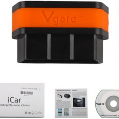 iCar II  Vgate bluetooth interfata OBDII ELM327