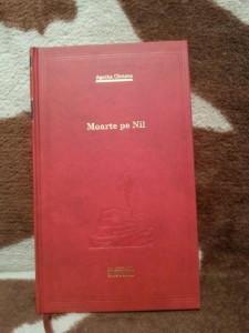 MOARTE PE NIL-AGATHA CHRISTIE