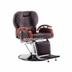 Scaun Profesional Frizerie Coafor Reglabil Salon Assad MARO 3310BR
