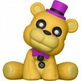 Figurina Funko - FNAF Pizza - Five Nights at Freddy ' s - Golden FREDDY !!, Unisex