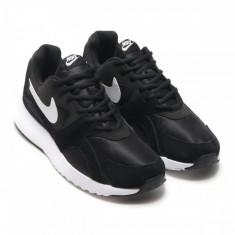 42.5_adidasi originali barbati Nike_piele naturala_negru