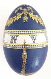 Ou Faberge cutie metal Roman