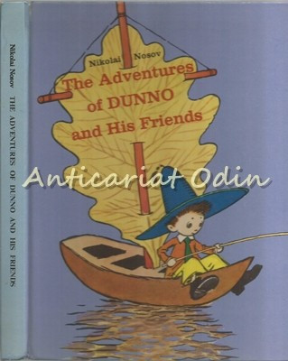 The Adventures Of Dunno And His Friends -Nikolai Nosov - Illustrated: A. Laptev foto