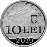 Moneda Argint Desăvârșirea Marii Uniri – Emmanuel de Martonne