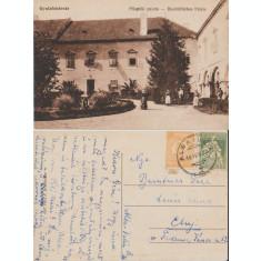 Alba Iulia 1916 - Palatul Episcopal