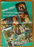 """Afisul filmului """"Non-Stop"""" cu Mitica Popescu,Toma Caragiu, Florin Piersic"""