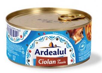 Ardealul Ciolan cu Fasole 300g