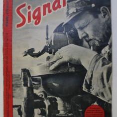 REVISTA ' SIGNAL ' , EDITIE IN LIMBA ROMANA , NUMARUL 2 DIN MAI 1942