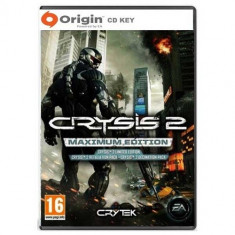 Crysis 2 Maximum Edition PC CD Key