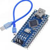 Arduino Nano V3.0 ATmega328P-AU + cablu USB (v.577)