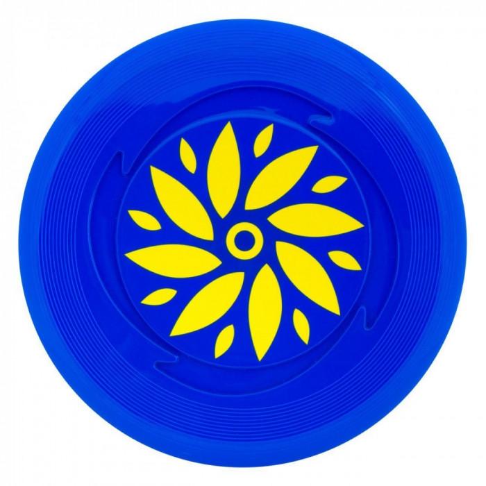 Disc zburator frisbee,23cm, albastru