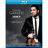 David Garrett Legacy:Live In BadenBaden+Playing For My Life (bluray)
