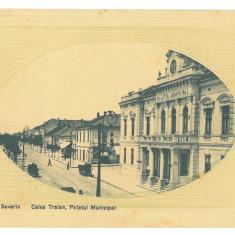 4657 - TURNU-SEVERIN, Romania - old postcard - used - 1917