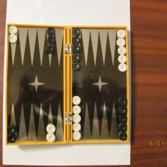 PVM - Joc mai vechi table magnetic voiaj / lipsa un pul si lipsa zaruri / URSS