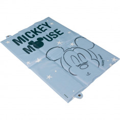 Saltea de infasat pliabila Mickey Disney Albastru