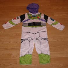 Costum carnaval serbare astronaut aviator toy story pentru copii de 1-2 ani, Din imagine