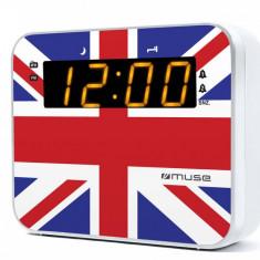 Radio cu ceas MUSE M-165 UK