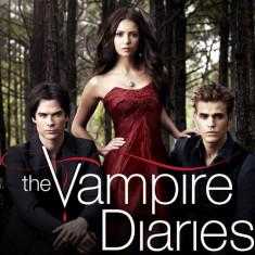 The Vampire Diaries (Jurnalele vampirilor) complet(8sezoane),subtitrat in romana