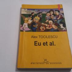 EU ET AL. - ALEX TOCILESCU   -PRINCEPS   RF2