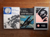 Lot 3 carti despre aviatie si aviatori /  R4P2S