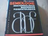 Emil A. Popescu - SEMIOLOGIe ANATOMOCLINICA, BIOCHIMICA, FIZIOPATOLOGICA/ vol. 1, Alta editura, 1982