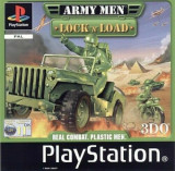 Joc PS1 Army Men Lock 'N' Load