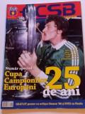 "Revista fotbal - ""FCSB"" revista oficiala a FC Steaua Bucuresti (nr.18/2011)"