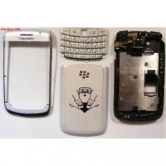 Carcasa BlackBerry Bold 9780 Completa Alb Original China