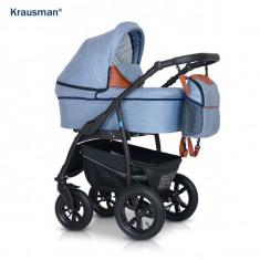 Krausman - Carucior Trend Light Blue Prestige