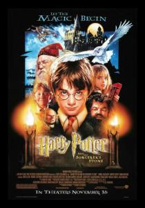 Poster / Afis Decorativ / Afis - Harry Potter Sorcerer's stone