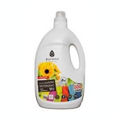 Detergent Lichid pentru Rufe Colorate cu Galbenele Bio 3L Purenn Cod: EX0852