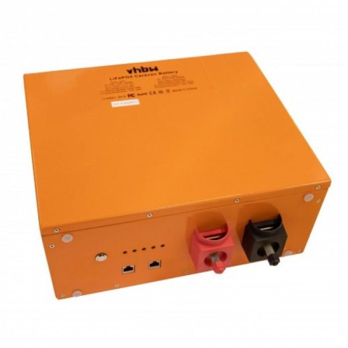 Acumulator pentru wohnwagen, boot, solar-anlage u.a. lifepo4, 12.8v, 172ah, ,
