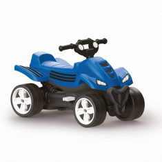 ATV cu pedale - Albastru