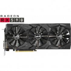 Placa video AMD Radeon RX590, 8GB GDDR5 256bit, PCI Express, 8 GB, Asus