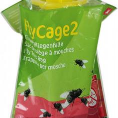 Capcana pentru insecte non-toxic cu miros de bulion FlyCage, Kerbl