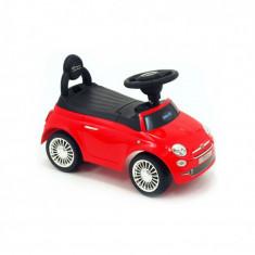 Masinuta pentru copii Baby Mix Fiat Ride-On Red