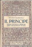 Il principe - Niccolo Machiavelli (Milano, 1927, ed. Carlo Signorelli)