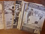 Lot 81 reviste Sport anii 1970 -  1987 /  C3DP
