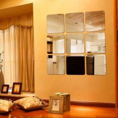 Folie autocolanta cu efect oglinda 150x58 cm, reflexie difuza, argintiu