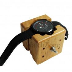 Menghina pentru ceasornicar din lemn format mic