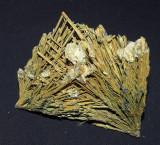 Specimen minerale - STIBINA CU BARITINA SI GOETIT (AT1), Naturala
