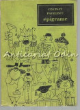 Cumpara ieftin Epigrame - Cincinat Pavelescu