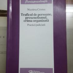 N. Cristuș, Traficul de persoane, Proxenetismul, Crimă organizată, Jurisprudență