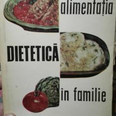 Alimentatia dietetica in familie – Dr Dan Sdrobici Hildegard Klimpel