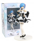 Figurina Rem Re:Zero 20cm Starting Life in Another World maid