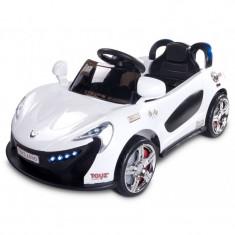 Masinuta electrica cu telecomanda Toyz Aero 2x6V White